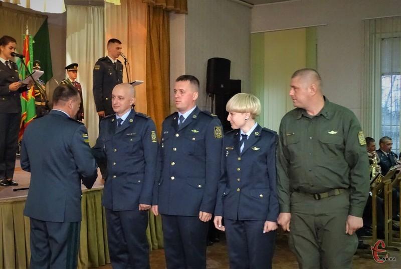 Викладачам академії вручили нагороди