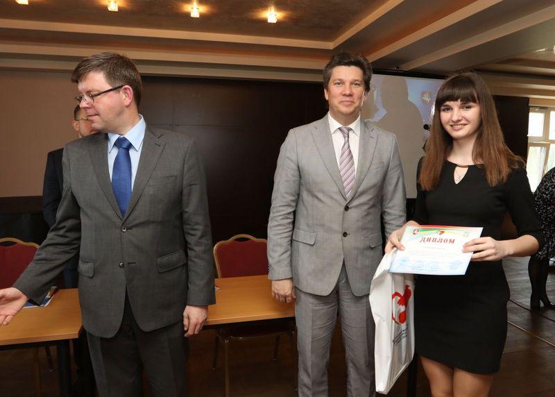 Євгенія Соболєва посіла ІІІ почесне місце