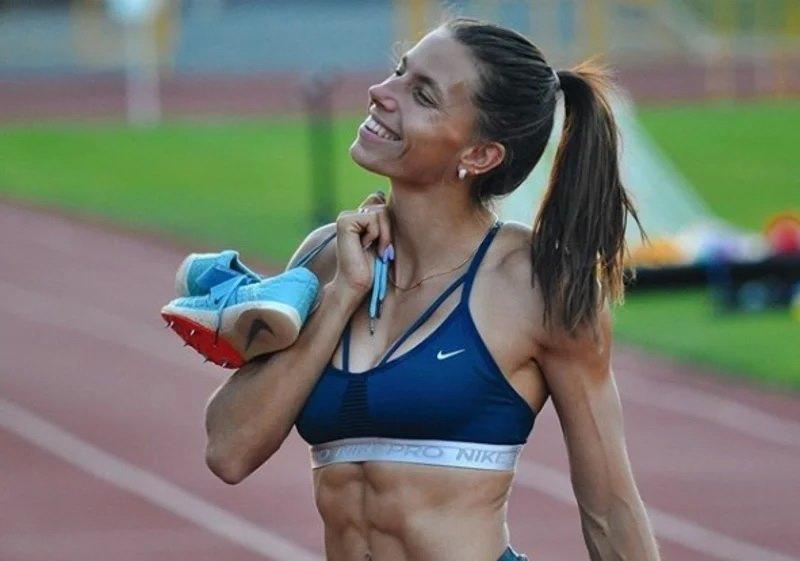 Марина Бех-Романчук - краща легкоатлетка серпня