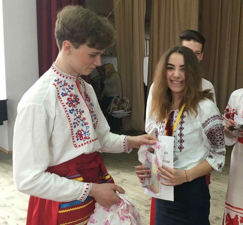 Дівчина є також також є стипендіаткою Хмельницької міської ради