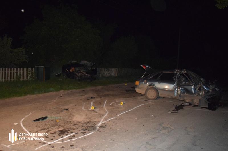 ДБР повідомило про підозру поліцейському-водію, який скоїв смертельне ДТП