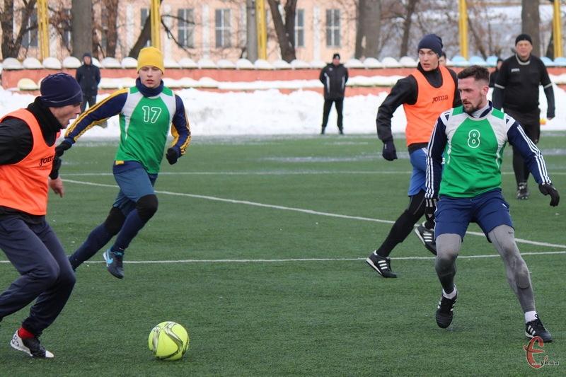 Перший офіційний матч у 2017 році Поділля зіграє в Хмельницькому 18 березня