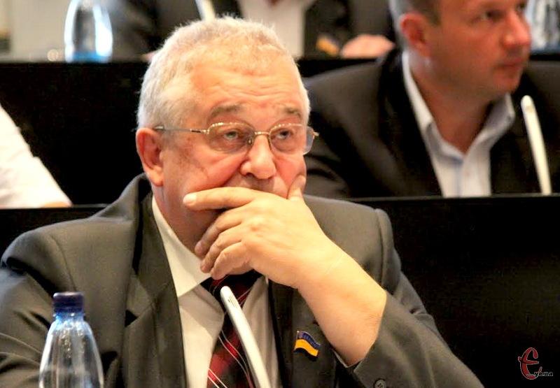 Михайло Василишин очолював міське управління охорони здоров'я з березня 2011 року
