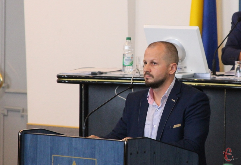 Роман Миколаїв, начальник управління освіти, невдовзі стане керівником департаменту