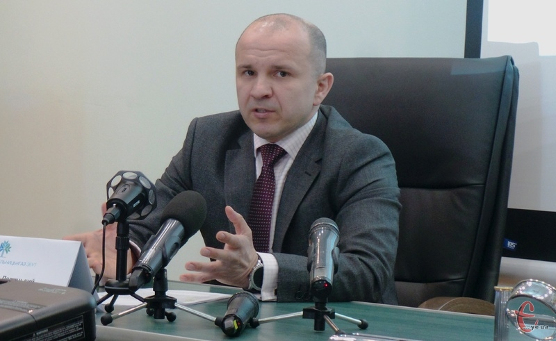 Керівник «Хмельницькгаз збут» Андрій Левицький: «175 тисяч наших клієнтів отримали монетизовану субсидію»