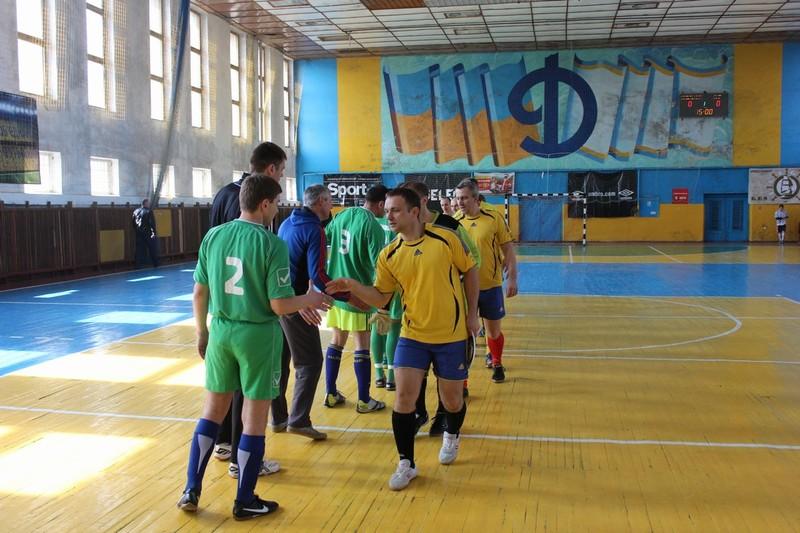 Наші футзалісти виграли перше місце на турнірі у Житомирі.