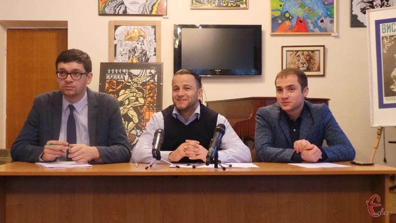 Перелік основних вимог активісти уже надали робочій групі міської ради