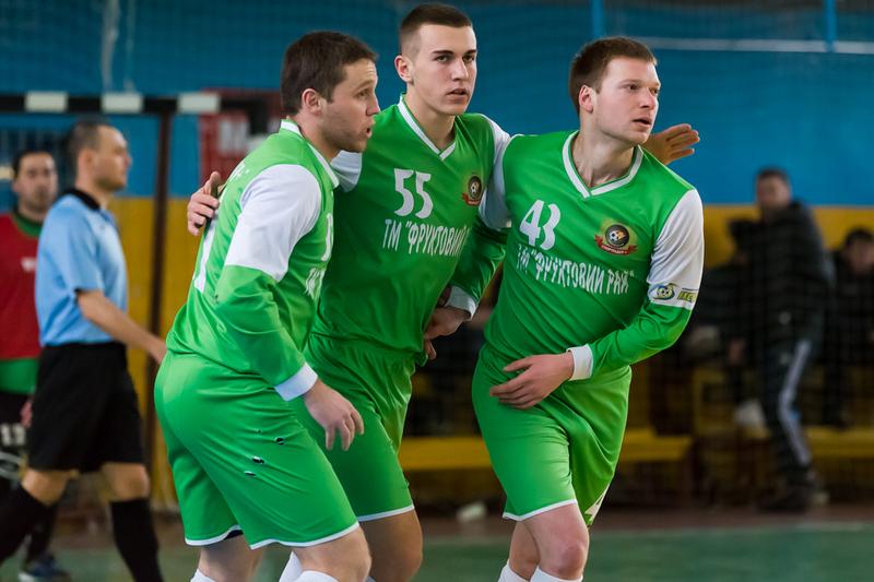 Хмельницький Спортлідер-3 другий поспіль рік стає бронзовим призером всеукраїнського фіналу з футзалу