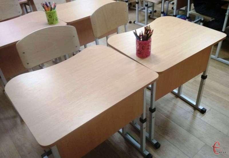 ТОВ «Торговий дім «АНШАР» та ТОВ «МІРОС ГРУП взяли учать у відкритих торгах щодо закупівлі сучасних меблів для початкових класів