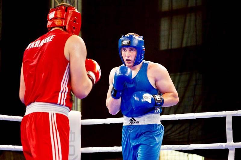 Максим Драч став чемпіоном України серед молоді