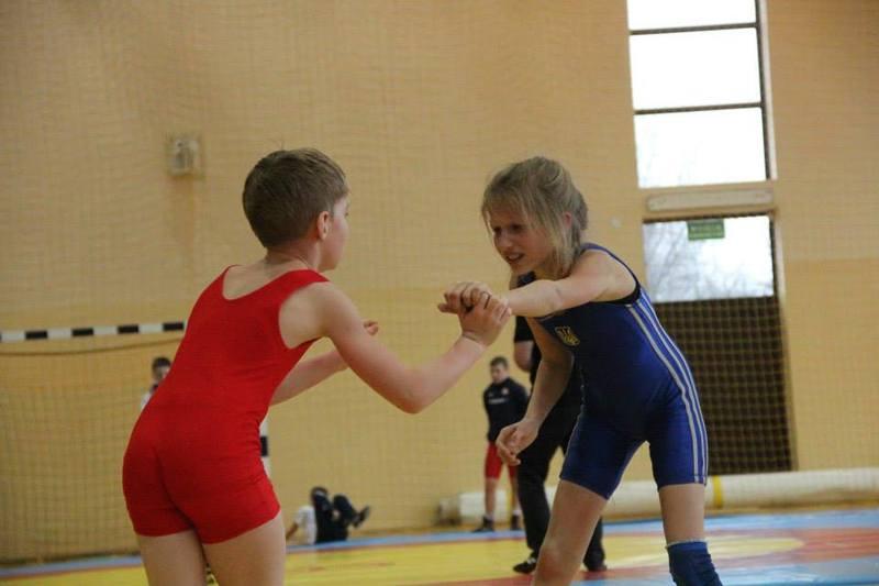 Хмельничанка Олександра Гуменюк була єдиною дівчиною на турнірі