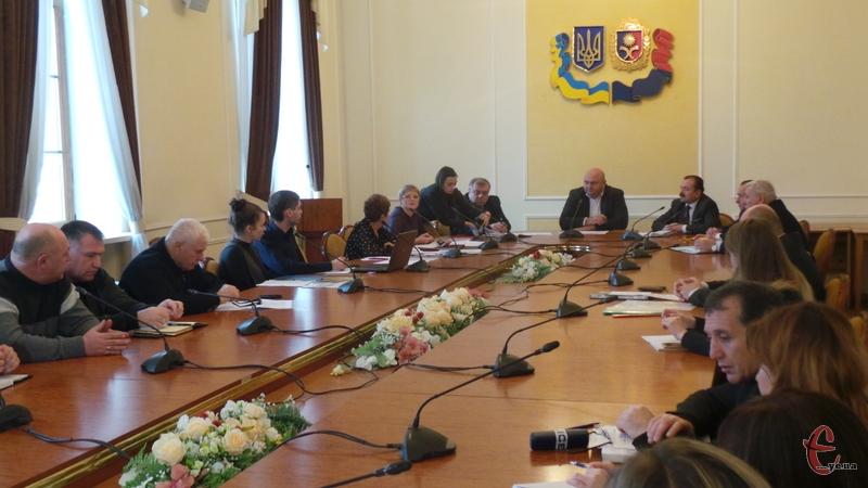 Засідала регіональна комісія з оцінки та попереднього конкурсного відбору інвестиційних програм і проектів