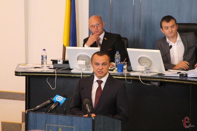 В'ячеслава Заречнюка не ввели до складу виконкому Хмельницької міської ради