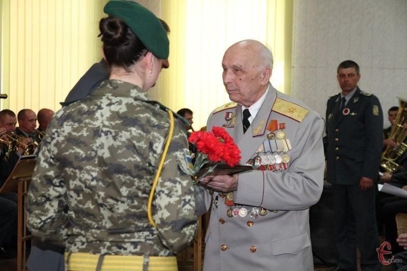 Іван Бабак - танкіст, найстарший ветеран Хмельницького, визволитель Проскурова.
