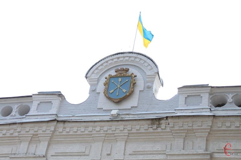 Щоб використовувати герб Хмельницького у комерційних цілях, доведеться брати дозвіл