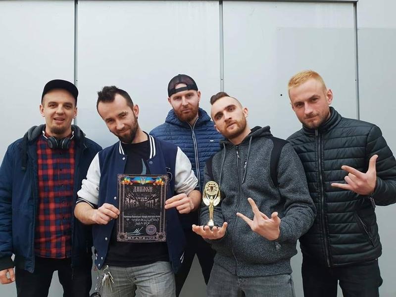 Гурт Чумацький Шлях став переможцем W:O:A Metal Battle Ukraine