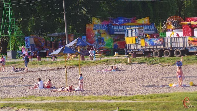 Купальний сезон у Хмельницькому стартуватиме 1 червня