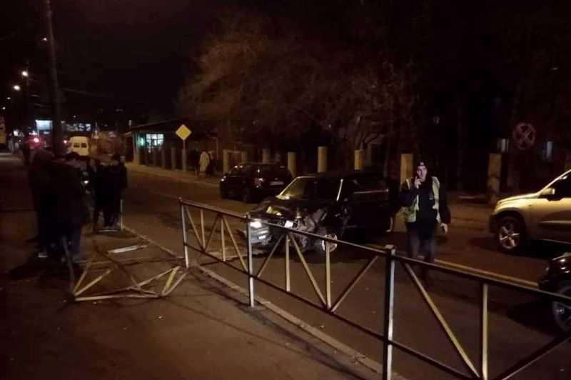 Аварія сталася на вулиці Хотовицького