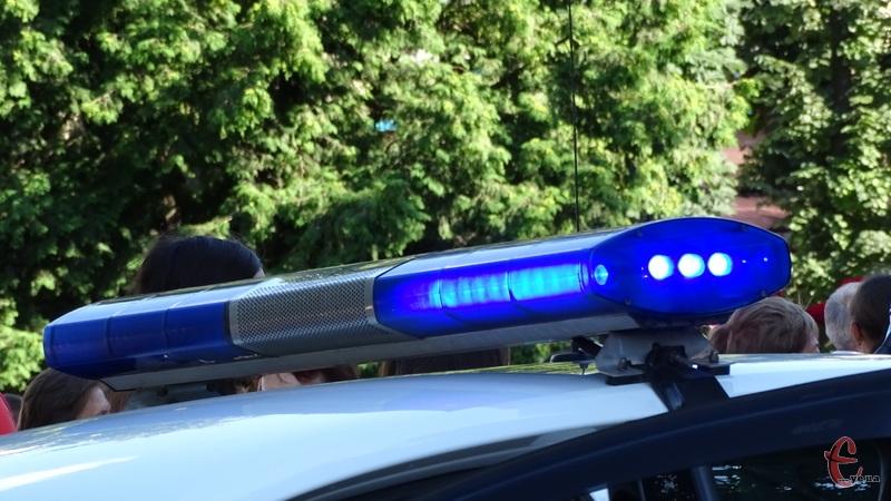 На місце події патрульні викликали слідчо-оперативну групу