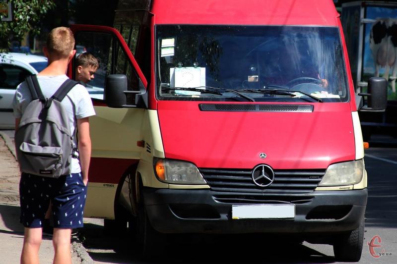Перевізники хочуть, щоб вартість проїзду в Хмельницькому становила шість гривень