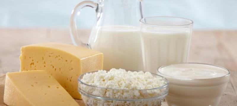 Від початку року за кордон вивезли 74 тонни молочної продукції