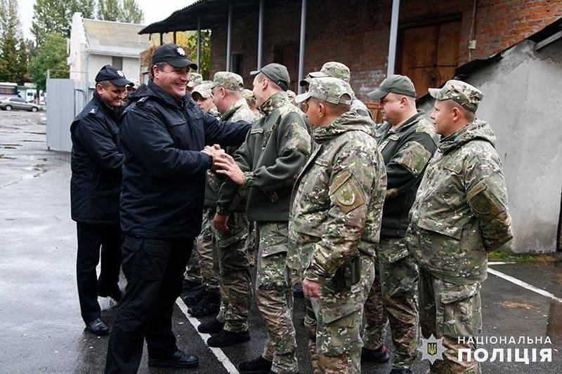 Цього разу хлопці знову вирушили на 2 місяці в Донецьку область