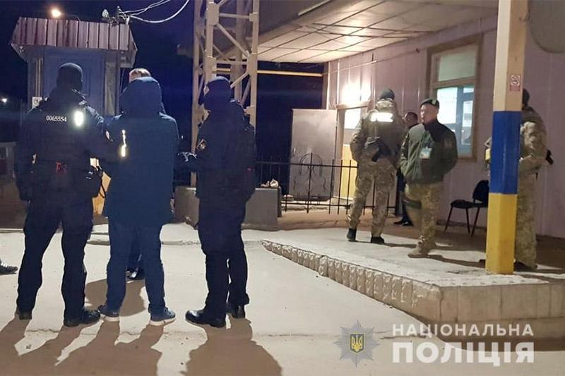 У межах проведення профілактичної операції «Мігрант» видворили за межі країни кримінального авторитета на прізвисько «Молдован»