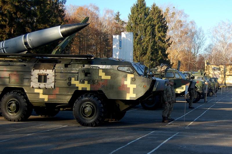 Хмельницькі ракетники урочисто відзначили річницю з дня заснування військової частини