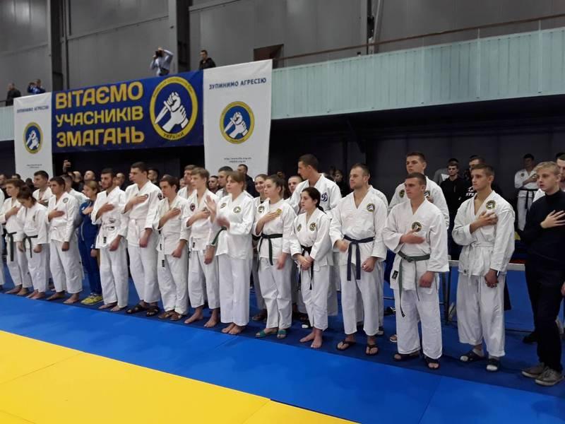 У змаганнях взяло участь майже 200 учасників з 20 областей України