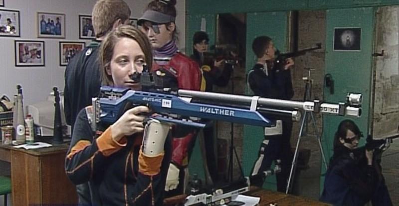 Тетяна Тарасенко стала триразовою чемпіонко України.