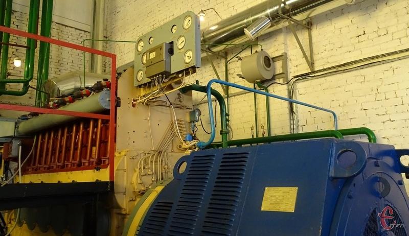 Раніше підприємство забезпечувало себе електроенергією в зимовий період на 80%