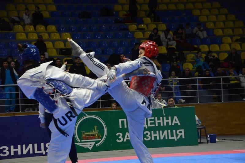 Участь у міжнародному турнірі з тхеквондо взяли спортсмени з 20 країн
