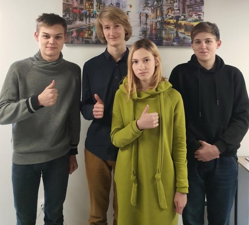 Учні здобули призові місця на міжнародній олімпіаді