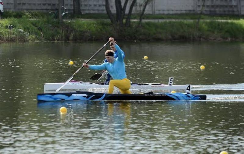 Павло Алтухов, який спеціалізується на гонках на 1000 метрів, здобув ще й бронзову нагороду на 200-метрівці