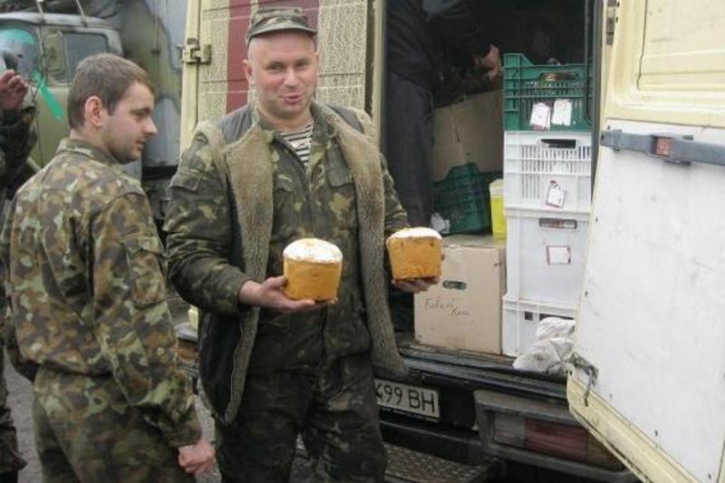 Військові святкуватимуть Виликодень із хмельницькими пасками.