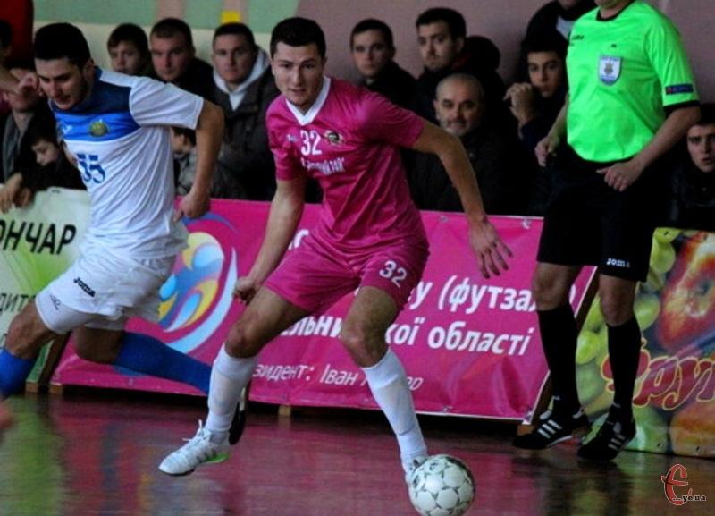 Андрій Хамдамов вперше забив у Екстра-лізі й одразу ж двічі