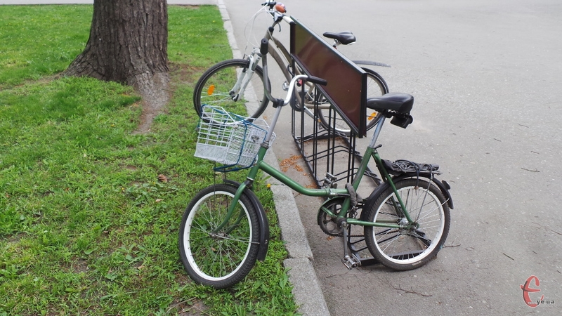 У Хмельницькому розпочинається конкурс на найкреативнішу парковку для велосипедів