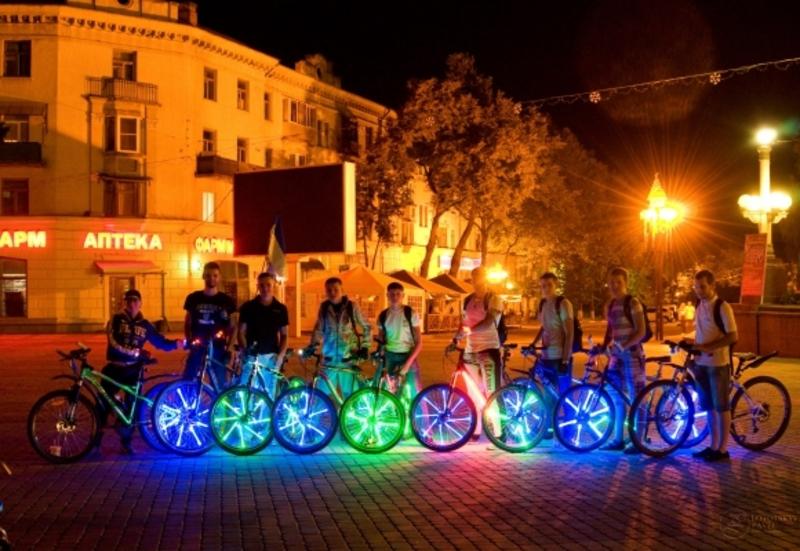 У Хмельницькому відбудеться нічний велопробіг