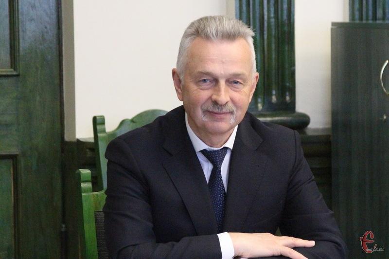 Анатолій Нестерук, заступник міського голови Хмельницького