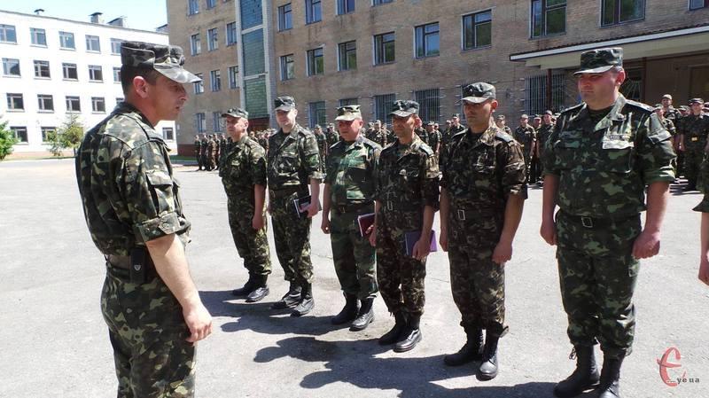 Поки не відомо, чи бійці нестимуть службу у Хмельницькому