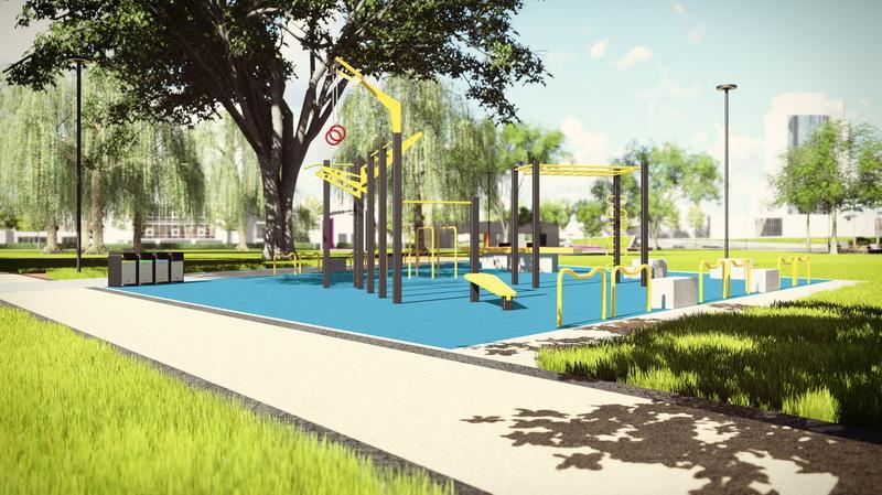 Громада міста вже має готову ідею щодо того, як має виглядати Молодіжний парк
