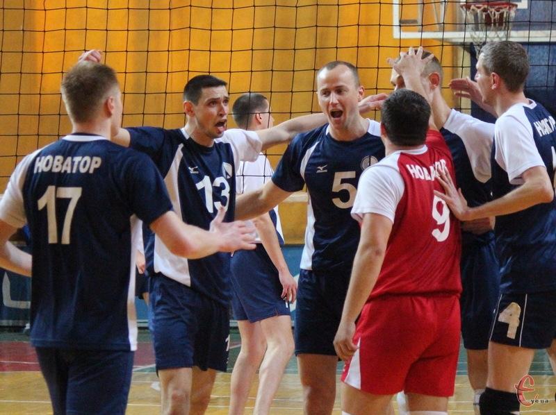Хмельницький Новатор через чотири роки повертається до чемпіонату України серед команд Суперліги