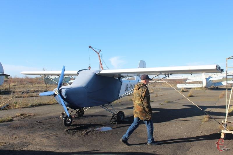 За попередніми підрахунками, для створення школи пілотів може знадобитися півтора-два місяці