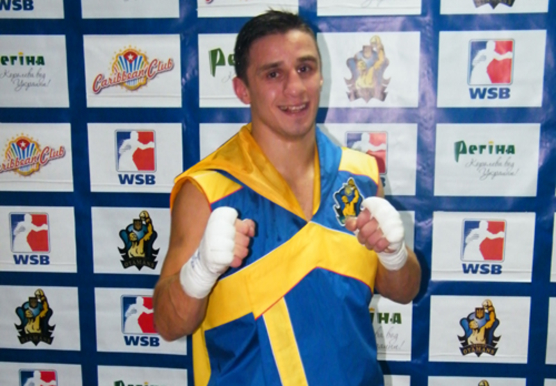 Денис Лазарєв вже має дві перемоги в своєму активі