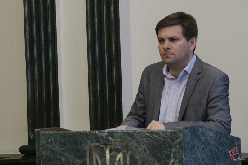 Мирослав Трещов з третього квітня більше не очолюватиме управління комунального майна Хмельницької міської ради