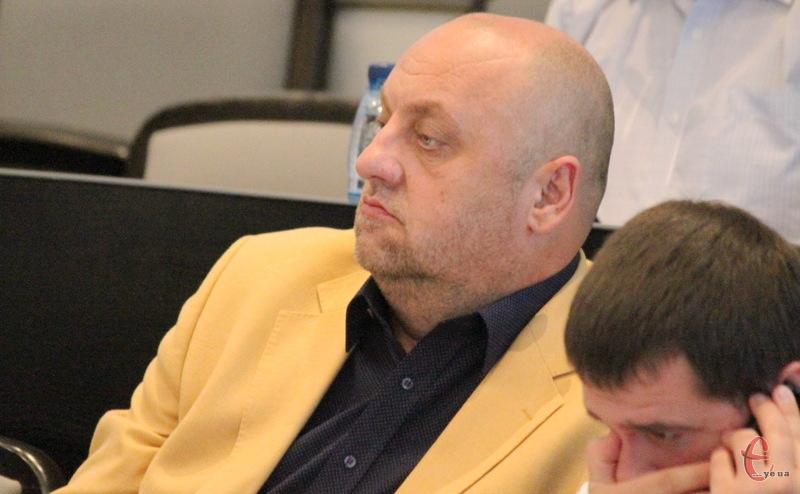 Руслан Афійчук з Народного фронту очолив депутатську групу в Хмельницькій міській раді За конкретні справи