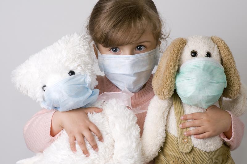 захворюваності серед дітей у віковій групі 5-14 років збільшився на 13,7%