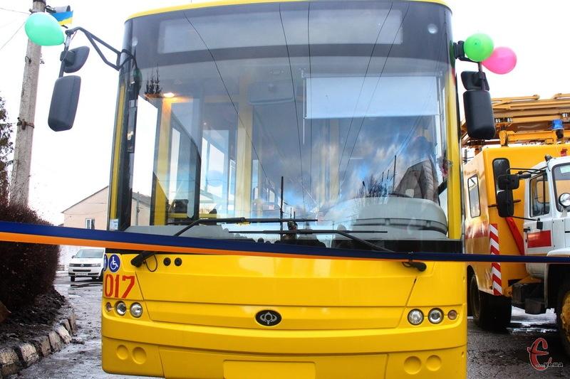 Вже з понеділка 25 січня і по 28 січня тролейбуси, які прямують у Ракове, далі автостанції №2 не поїдуть