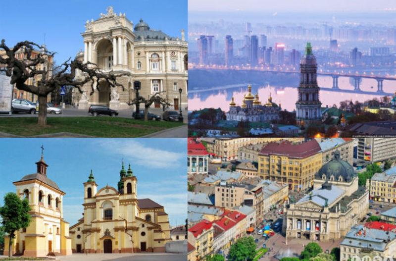 Очолили список міст, де найкраще жити, Вінниця і Харків