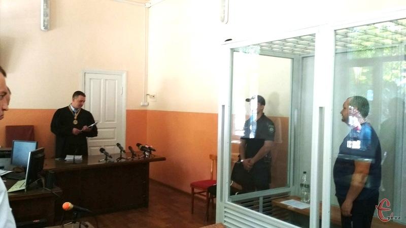 Романа Миколаїва взяли під варту до 26 липня